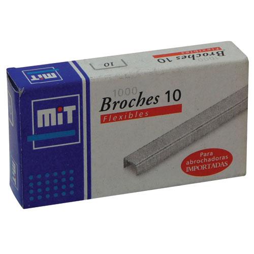 BROCHES MIT 10 X 1000 UNIDADES